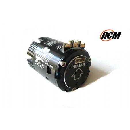 RCM Xcite Pro SC10 Sensored - 6.5T Brushless Motor