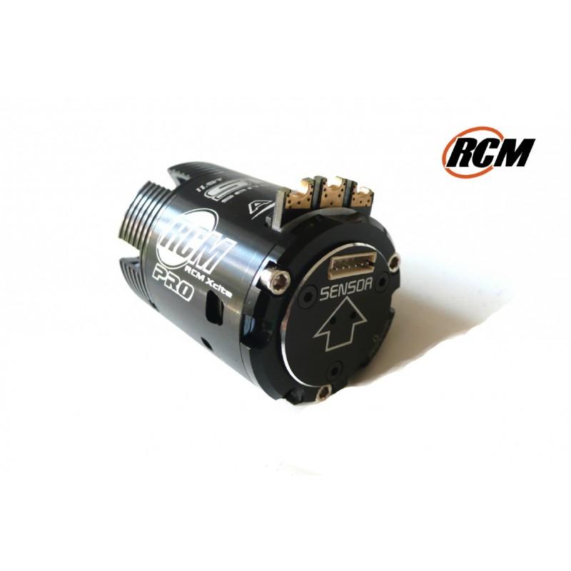 RCM Xcite Pro SC10 Sensored - 11.5T Brushless Motor