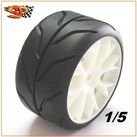 SP06050 - Ruedas 1/5 Touring - Atomic - Soft x2 uds.