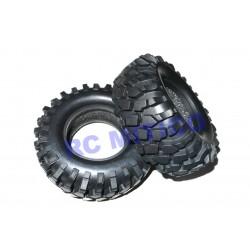 Neumatico Escala Crawler con Foam (Pequeña) x2 uds