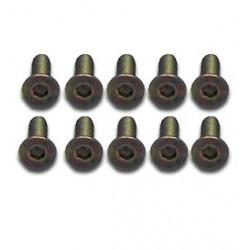 57608K - Tornillo de Titanio - 3x8mm - Allen x10
