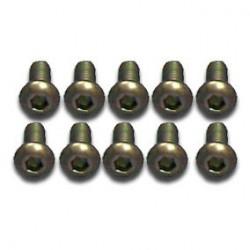 57608P - Tornillo de Titanio - 3x8mm - Allen x10