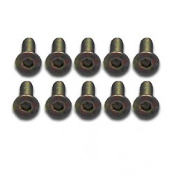 57610K - Tornillo de Titanio - 3x10mm - Allen x10
