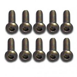 57612P - Tornillo de Titanio - 3x12mm - Allen x10
