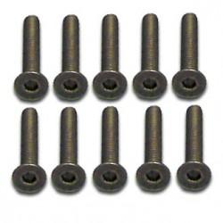 57620K - Tornillo de Titanio - 3x20mm - Allen x10