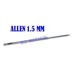 H1.5 - Repuesto destornillador Allen 1.5 mm