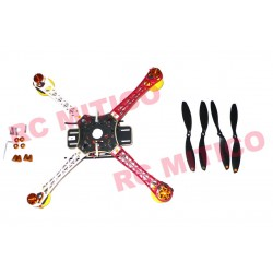 Storm Drone - Quadcopter F450 ARTF (SIN EMISORA)