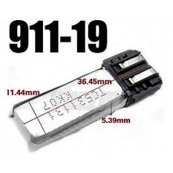 V911-19 - Bateria LiPo 1S 3.7v 120mah