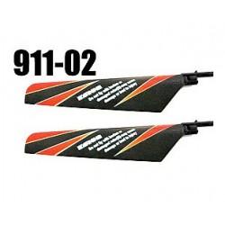 V911-2 - Palas principales x2 uds.