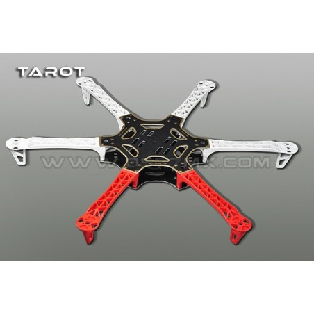 Chasis FY550 Drone Hexacopter Tarot