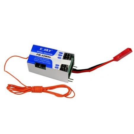 EK2-0705B Controladora 4 en 1 sin cristal 35MHz