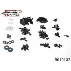 R010102 - Whole car screw set