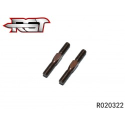 R020322 - Adj. turnbuckle L/R 20 mm S2 x2 uds.