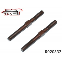 R020332 - Adj. turnbuckle L/R 36 mm S2 x2 uds.