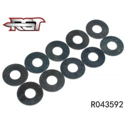 R043592 - Washer 3.5x9x0.2mm - 10 uds.