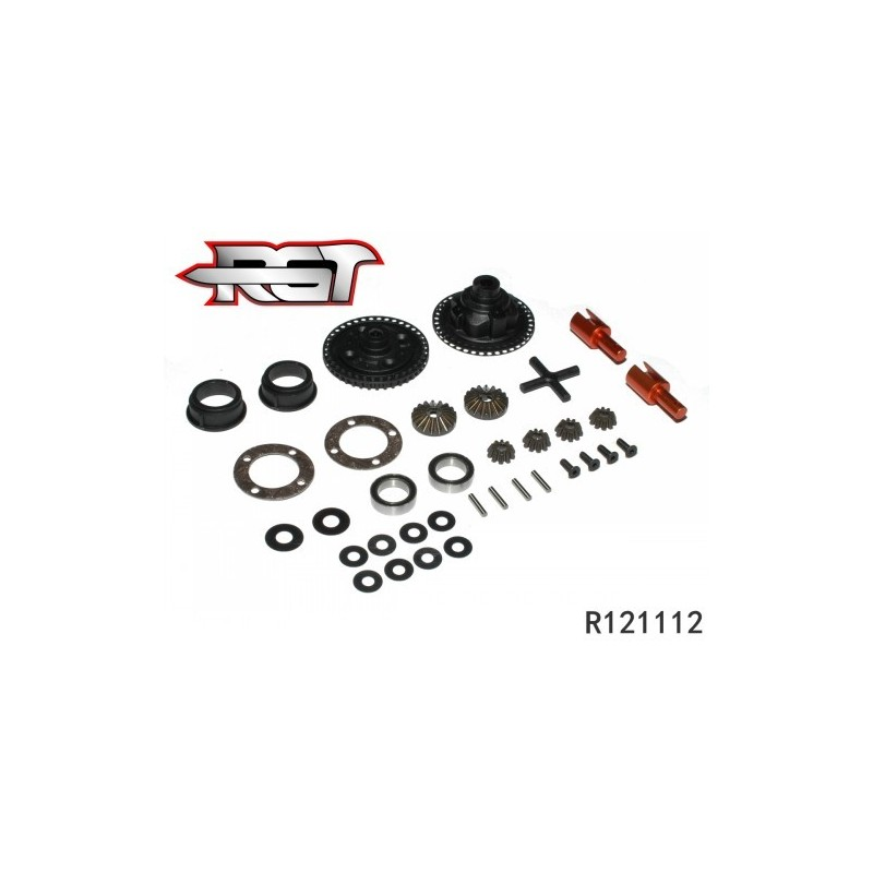 R121112 - Gear differential - Metal set