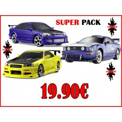 OFERTA: 3 Carrocerias XMODS - Mustang, Civic...