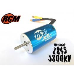 Combo para 1/12 y 1/14 + Motor 3800 kv + ESC 80A