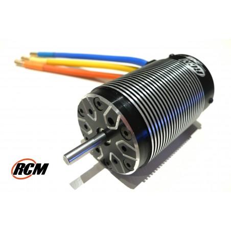 Motor Brushless RCM UNIQUE X8 6 Polos - 2050 KV