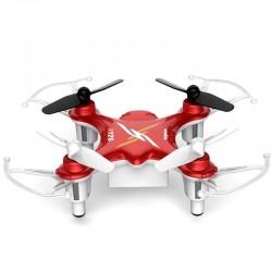 Nano Drone Syma X12S 6 Axis - Rojo