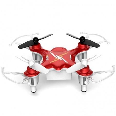 Nano Drone Syma X12S 6 Axis - Red