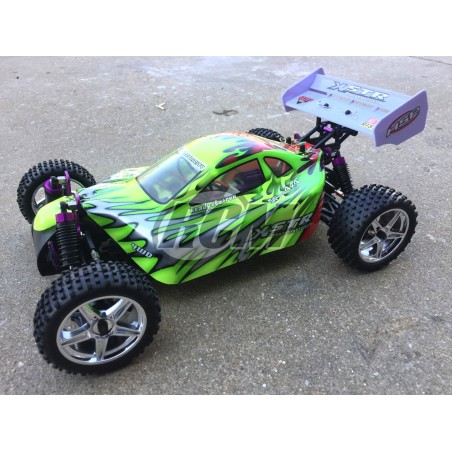 HSP Buggy XSTR 1/10 Electrico - 10707 - RTR
