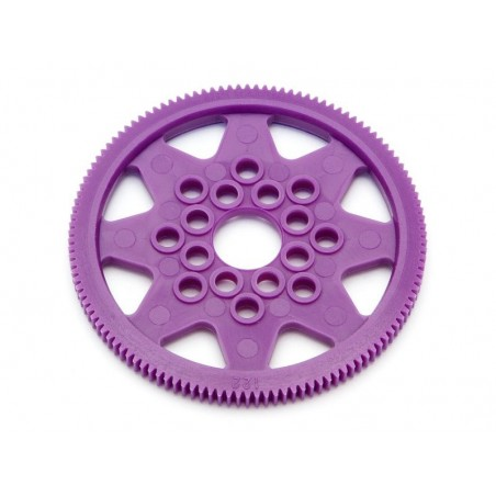 76722 - Spur Gear 122 Tooth - 64 Pitch - 0.4M - Without Balls