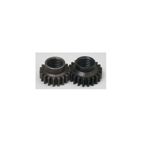 6605 - 19/21T 2 Speed Pinion set