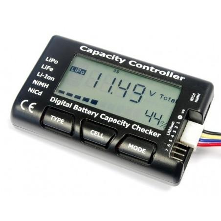 Battery Checker 7 en 1 - Li-Po - Li-Fe - NiMh