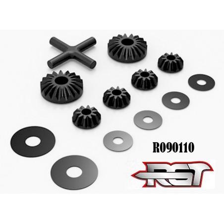R090110 - Planetary gear set - Plastic