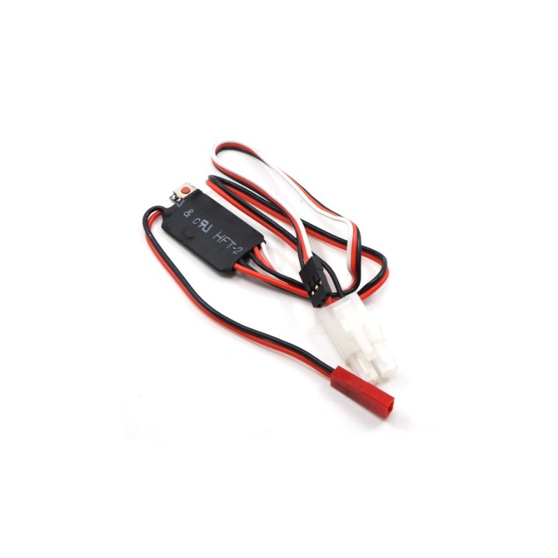 YA-0532 - Controlador Wireless e Interruptor para Winch