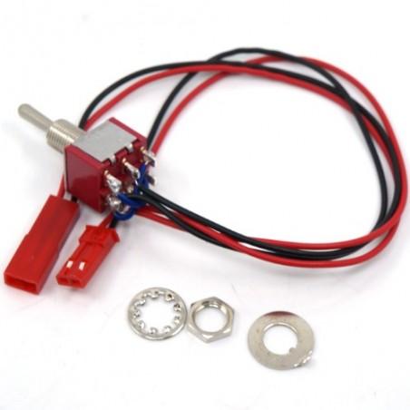 WPT-0120 - Interruptor de palanca para Winch