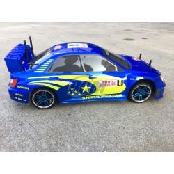 HSP Sonic de Pista 1/10 2.4 Ghz - HSP Nitro - Subaru