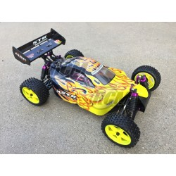 HSP Buggy XSTR 1/10 Electrico - 106MA3 - RTR