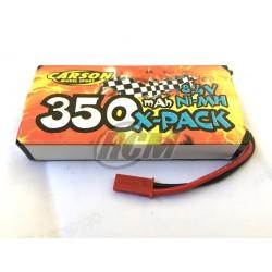 Bateria NiMH Carson X-Pack 8.4v 350 mAh