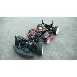RCM Cobble TC16 On Road Brushless 1/16 - KIT
