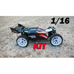 RCM Plasma BX16 Buggy Brushless 1/16 - KIT