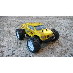 RCM Mitoh MT16 Monster Truck Brushless 1/16 - KIT