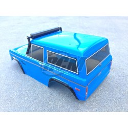 Carroceria RGT / FTX with LED for Crawler RC - Blue