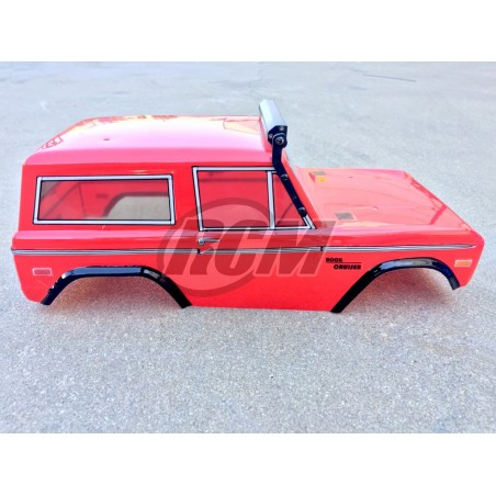 Carroceria RGT / FTX Crawler RC - Red