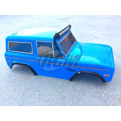 RGT / FTX Body for Crawler RC - Blue