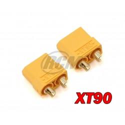 Conector XT90 (Par)