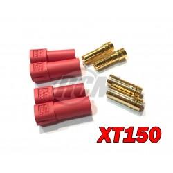 Conector XT150 (2 Pares)