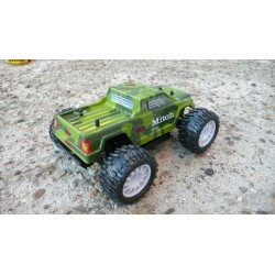 RCM Mitoh MT16 Monster Truck Brushless 1/16 - RTR (VERDE)