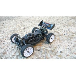 RCM Plasma BX16 Buggy Brushless 1/16 - KIT (AMARILLO)