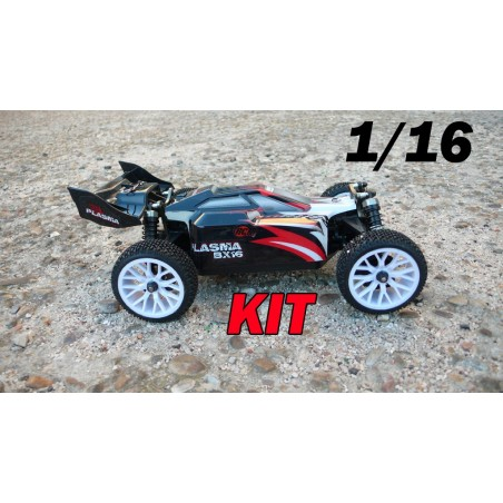 RCM Plasma BX16 Buggy Brushless 1/16 - KIT (YELLOW)