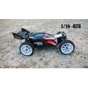 RCM Plasma BX16 Buggy Brushless 1/16 - RTR (YELLOW)