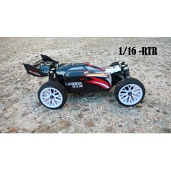 RCM Plasma BX16 Buggy Brushless 1/16 - RTR (YELLOW)