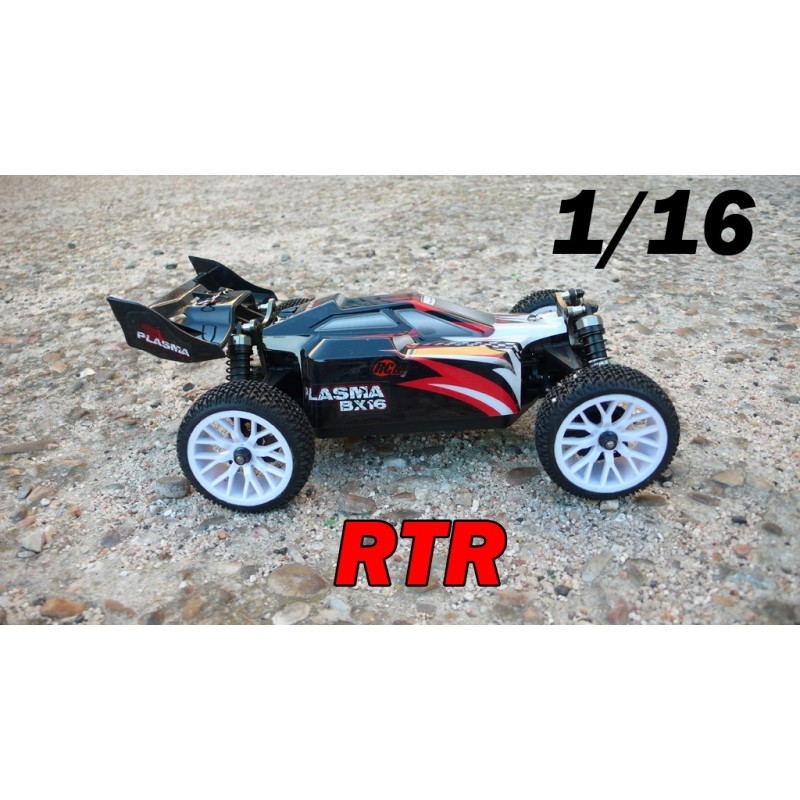 RCM Plasma BX16 Buggy Brushless 1/16 - RTR