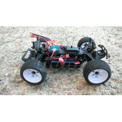RCM Berget TG16 Truggy Brushless 1/16 - RTR (GREEN)